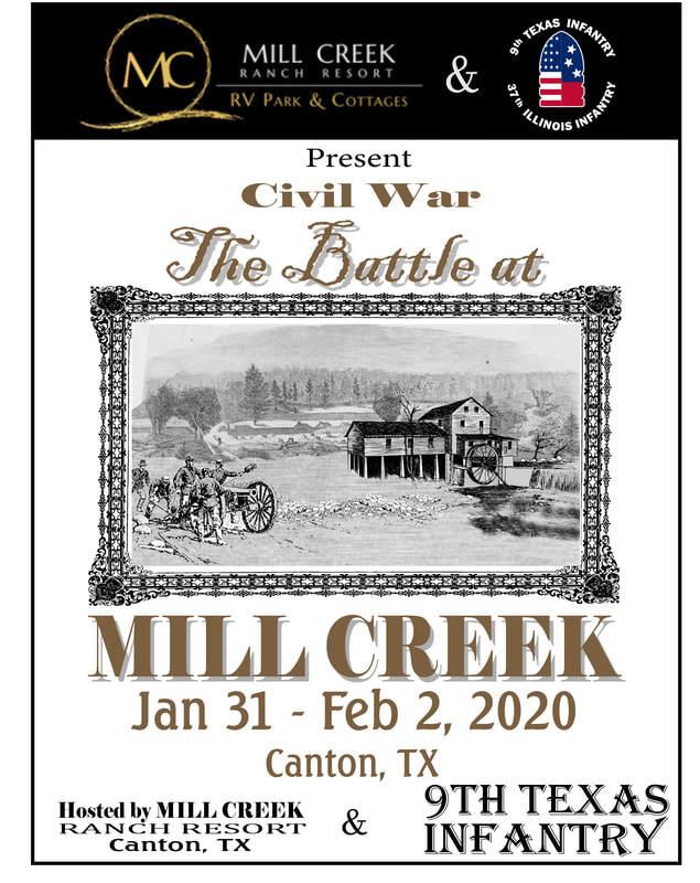 Battle at Mill Creek