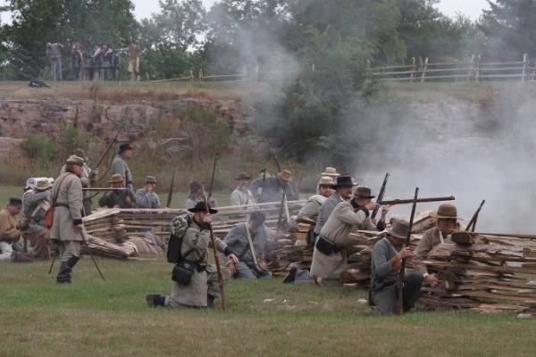 Pipestone Civil War Days