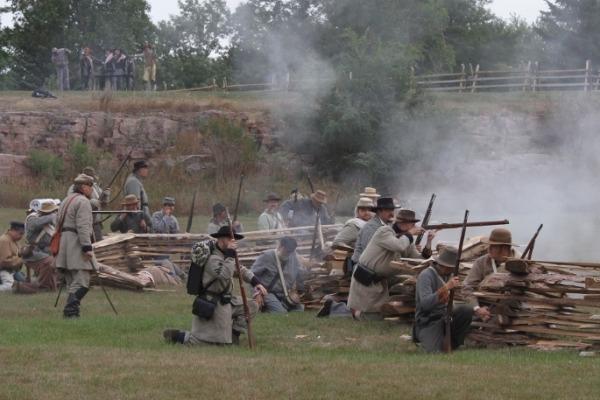 Pipestone Civil War Days