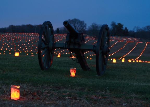 Memorial Illumination