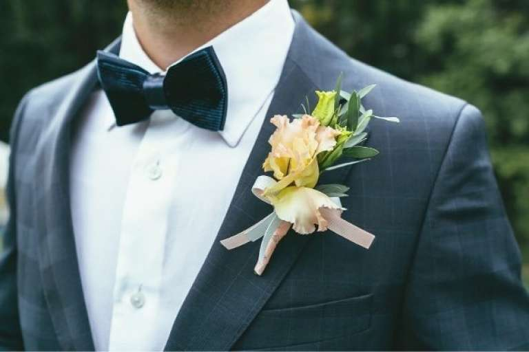How To Choose a Suit For Your Wedding - SM