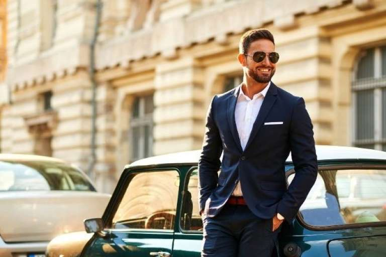 How To Figure Out If Your Suit Fits Properly - SM