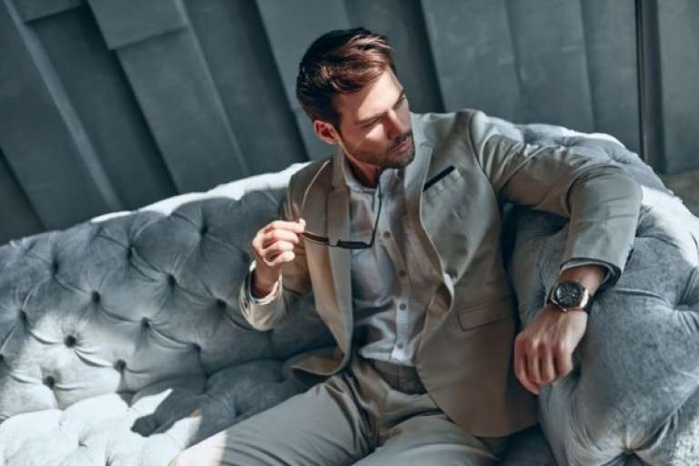The History and Evolution of Mens Suits - SM
