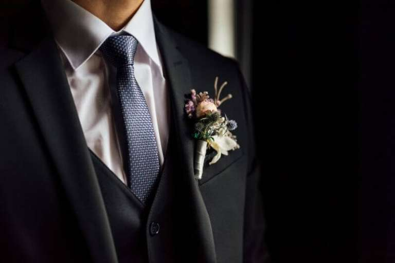 Tips for Choosing a Wedding Suit - SM