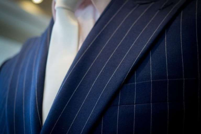 Top Tips for Matching a Shirt to a Suit - SM