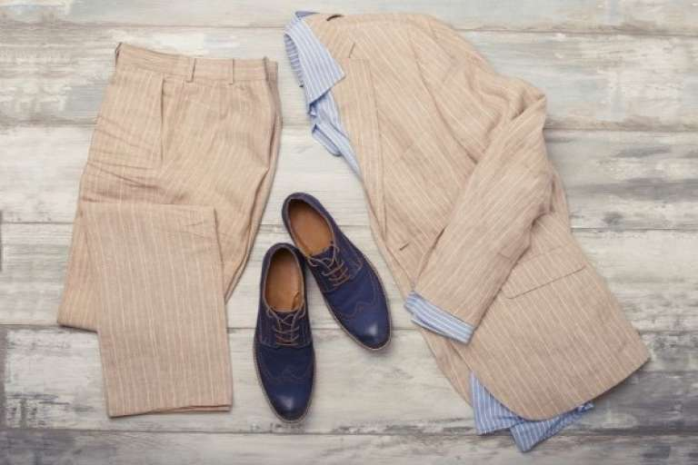 What You Should Know About Linen Suits - SM