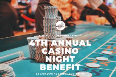 Join Us at the 2019 Casino Night Benefit in Boston!