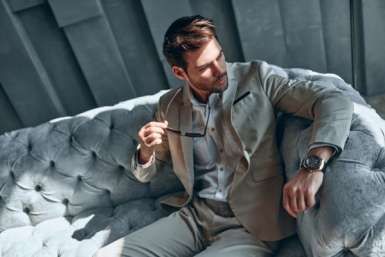The History and Evolution of Mens Suits