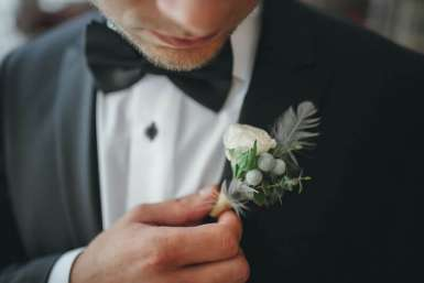 Wedding Essentials for the Groom