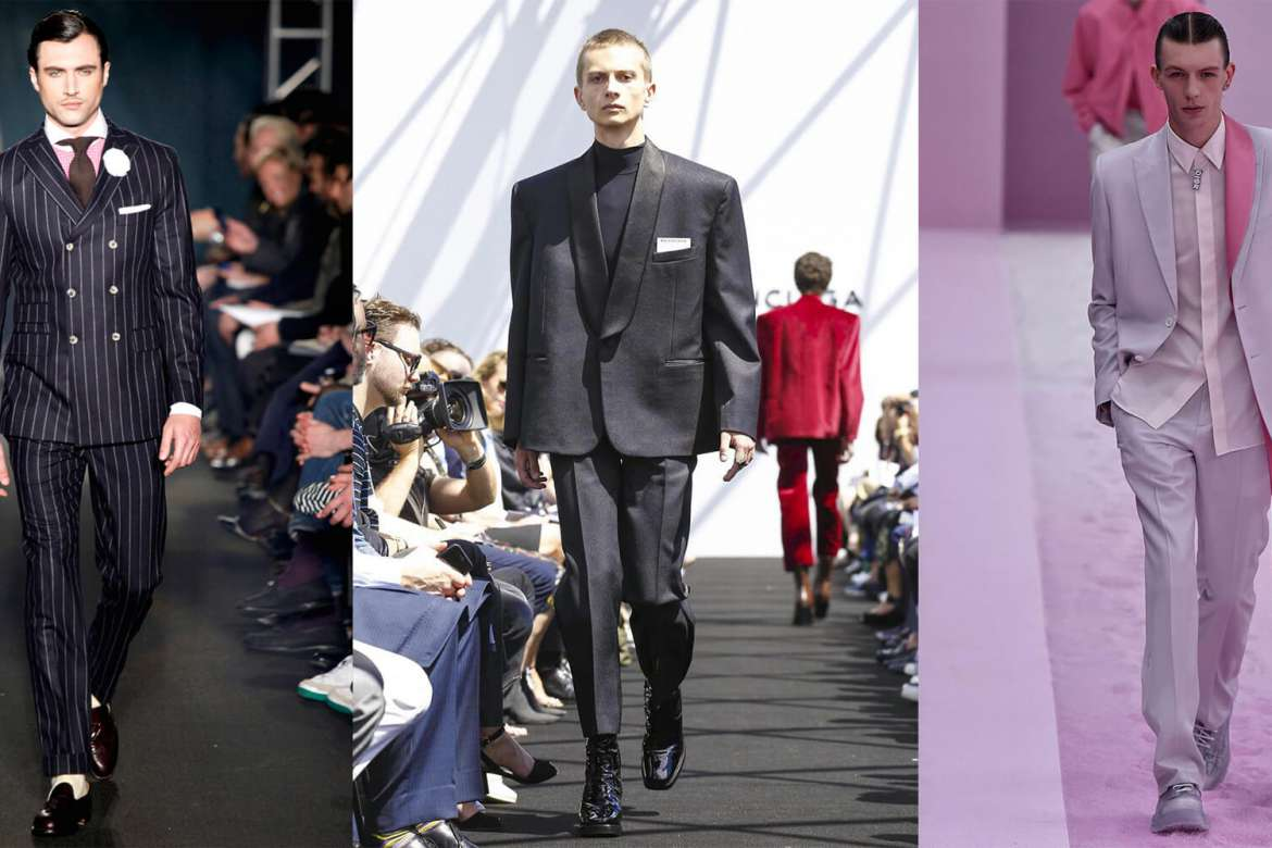 The Reinvention of Tailoring: Spring/Summer 2020 in Men's Fashion - XL
