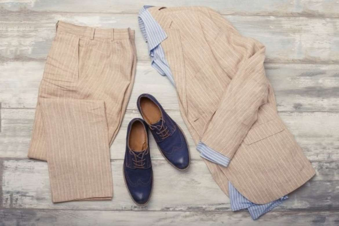 What You Should Know About Linen Suits - XL