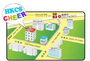 CHEER-MAP