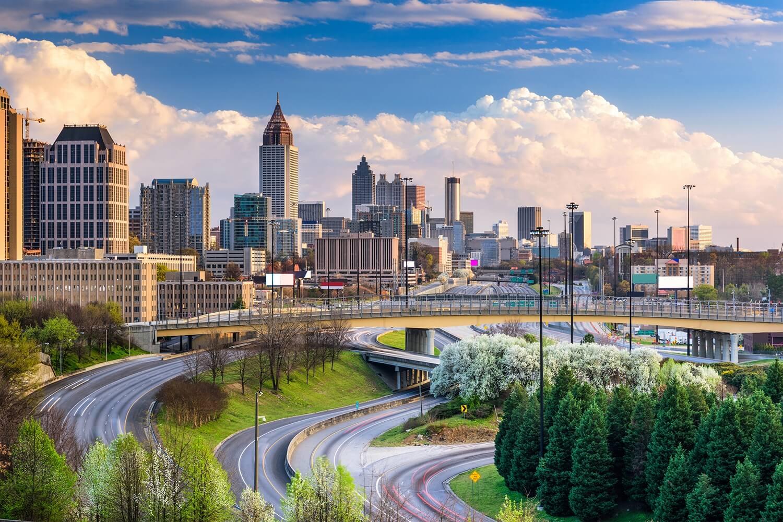 نتيجة بحث الصور عن Atlanta + Georgia