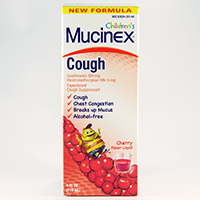 CHILDREN'S MUCINEX COUGH