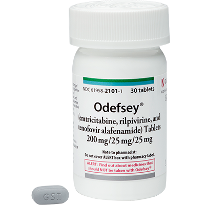 Odefsey Dosage Amp Rx Info Uses Side Effects Renal And