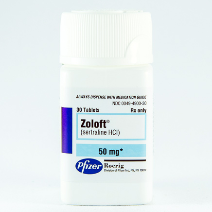 ZOLOFT (Sertraline) dosage, indication, interactions, side ...