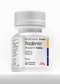 TRADJENTA (Linagliptin) dosage, indication, interactions
