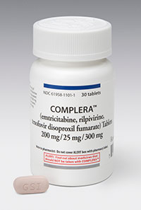 Complera Dosage Amp Rx Info Uses Side Effects