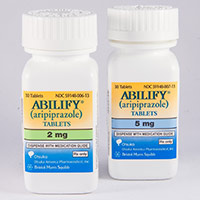what drugs interact with abilify generic name