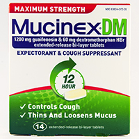 MAXIMUM STRENGTH MUCINEX DM