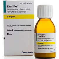 TAMIFLU ORAL SUSPENSION