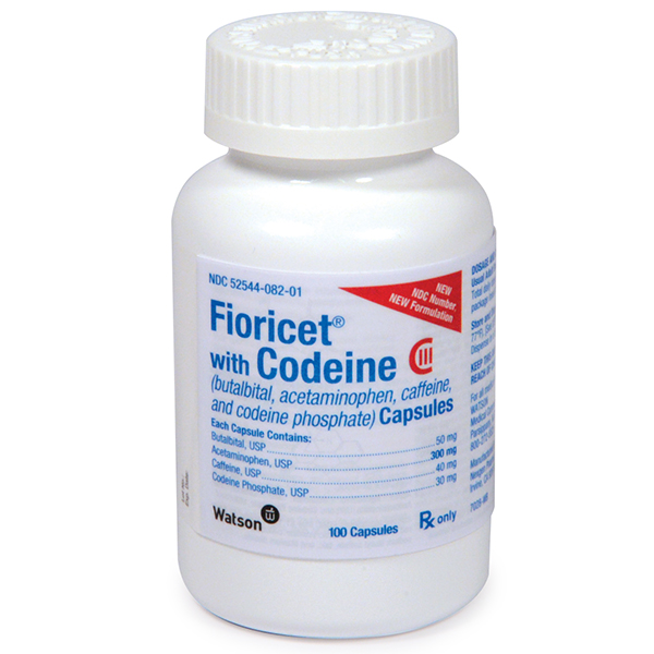 harmful side effects of fioricet