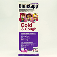 CHILDREN'S DIMETAPP COLD & COUGH