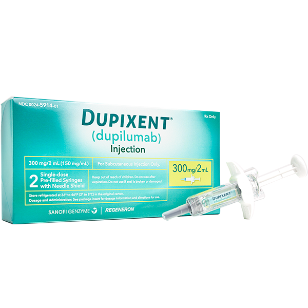 DUPIXENT (Dupilumab) dosage, indication, interactions