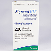 xopenex hfa dosage amp rx info uses side effects
