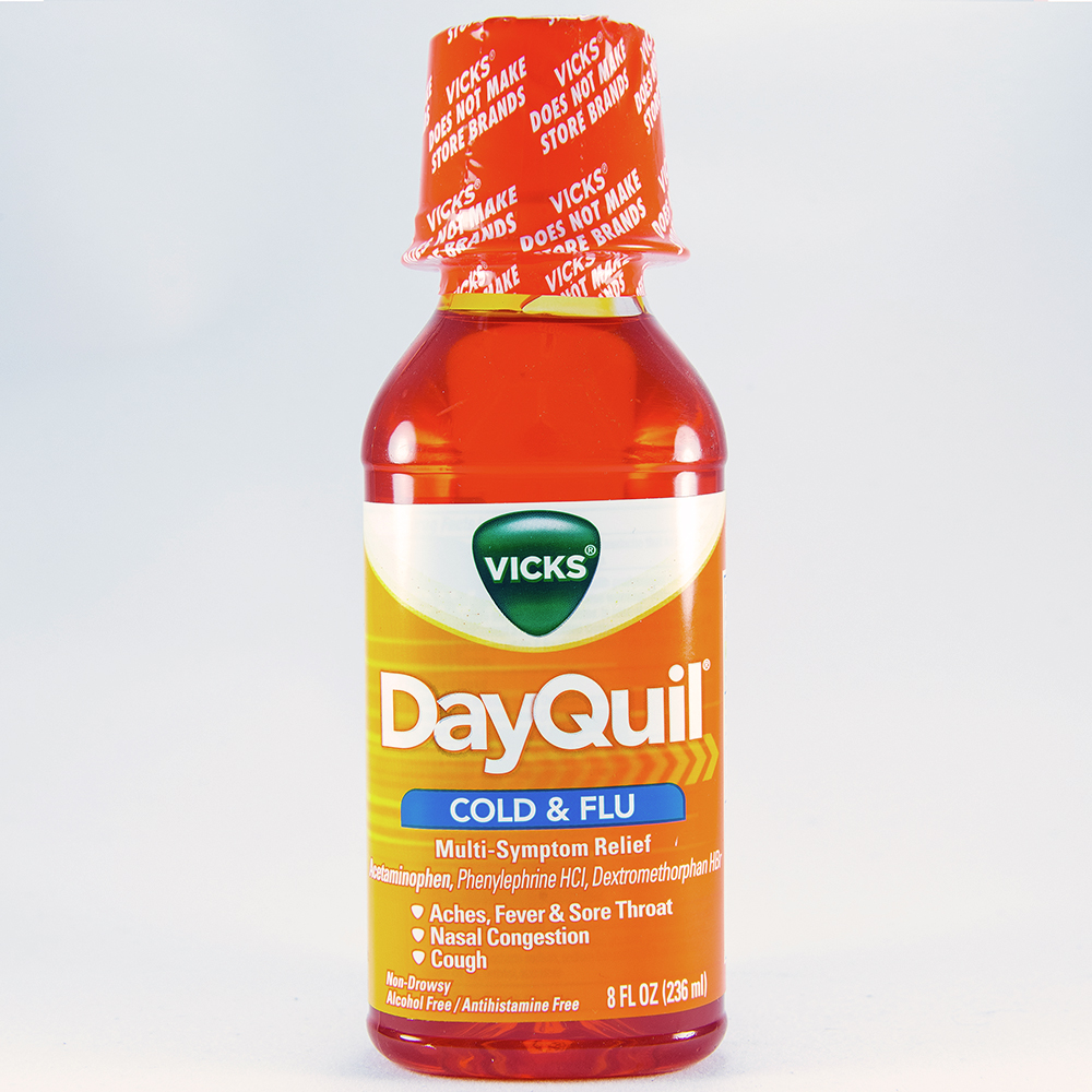 DAYQUIL COLD & FLU LIQUID