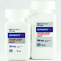DEPAKOTE ER (Divalproex) dosage, indication, interactions