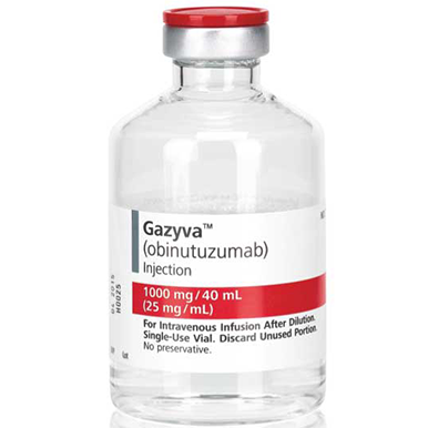 Gazyva Dosage Amp Rx Info Uses Side Effects