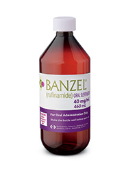 BANZEL ORAL SUSPENSION