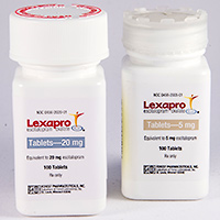 best way lose weight while lexapro