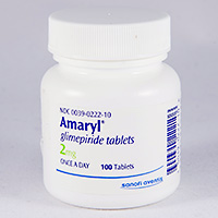 amaryl (glimepiride) dosage, indication, interactions, side, Skeleton