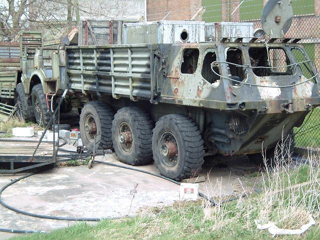 Alvis Stalwart Mk1 Rebuild - Page 2 - Blogs of MV
