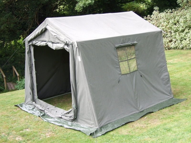 Tent Frame for a CVRT Tent     - Weapons/Accessories - HMVF