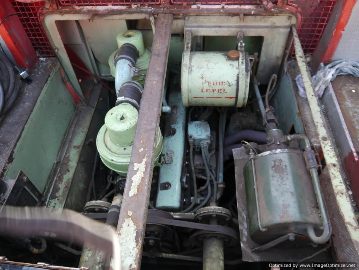 Clayton Dewandre Hydrovac Brake Servo - Emergency Services