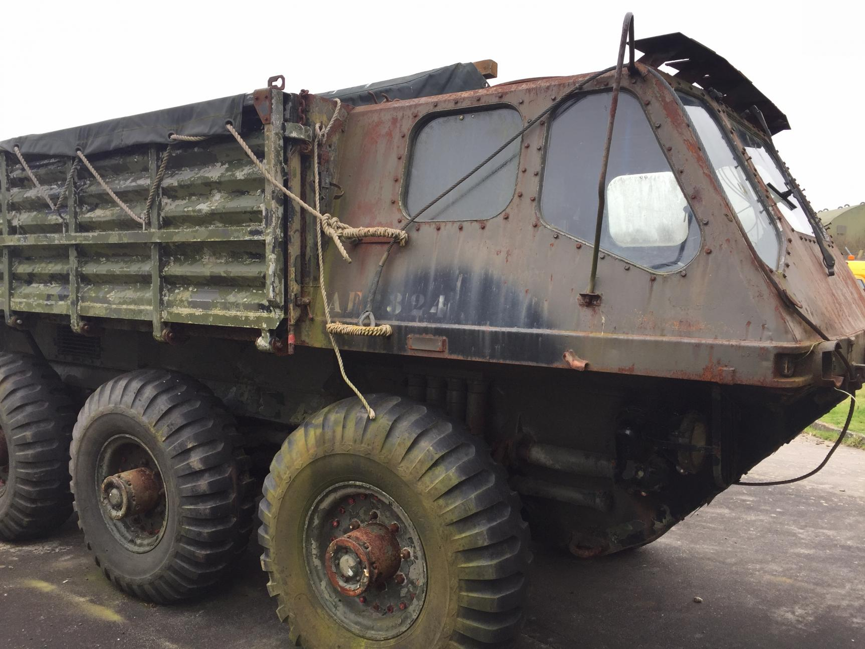 Alvis Stalwart - HMVF Classifieds - HMVF - Historic Military