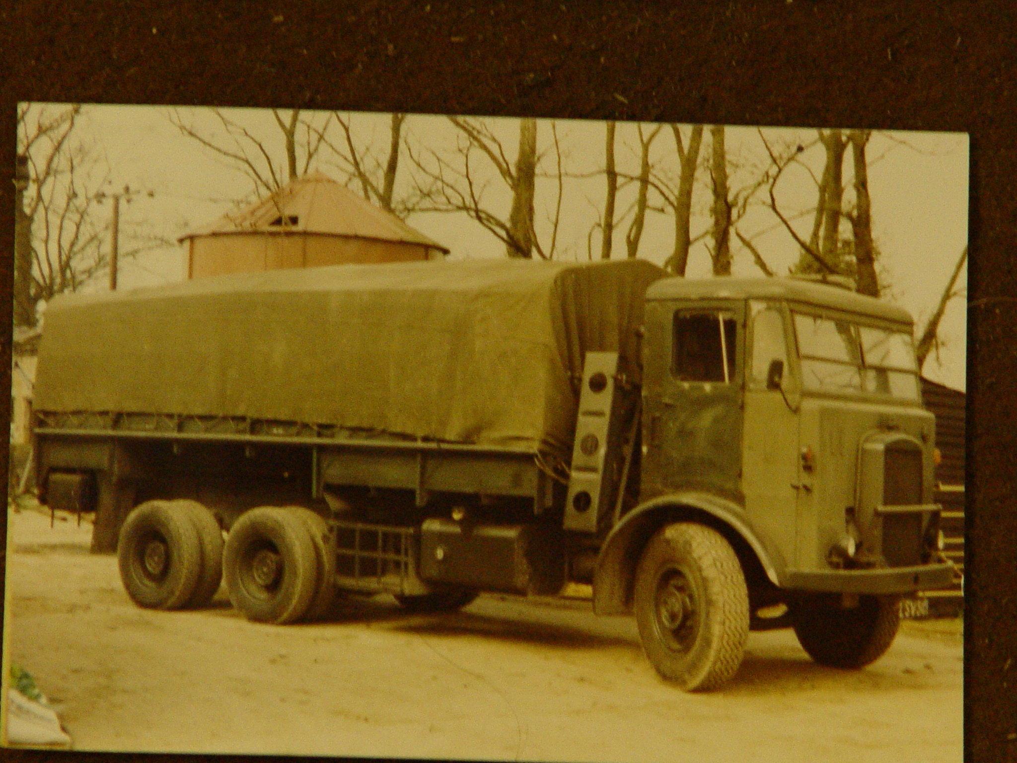1939 Leyland Hippo - HMVF Classifieds - HMVF - Historic