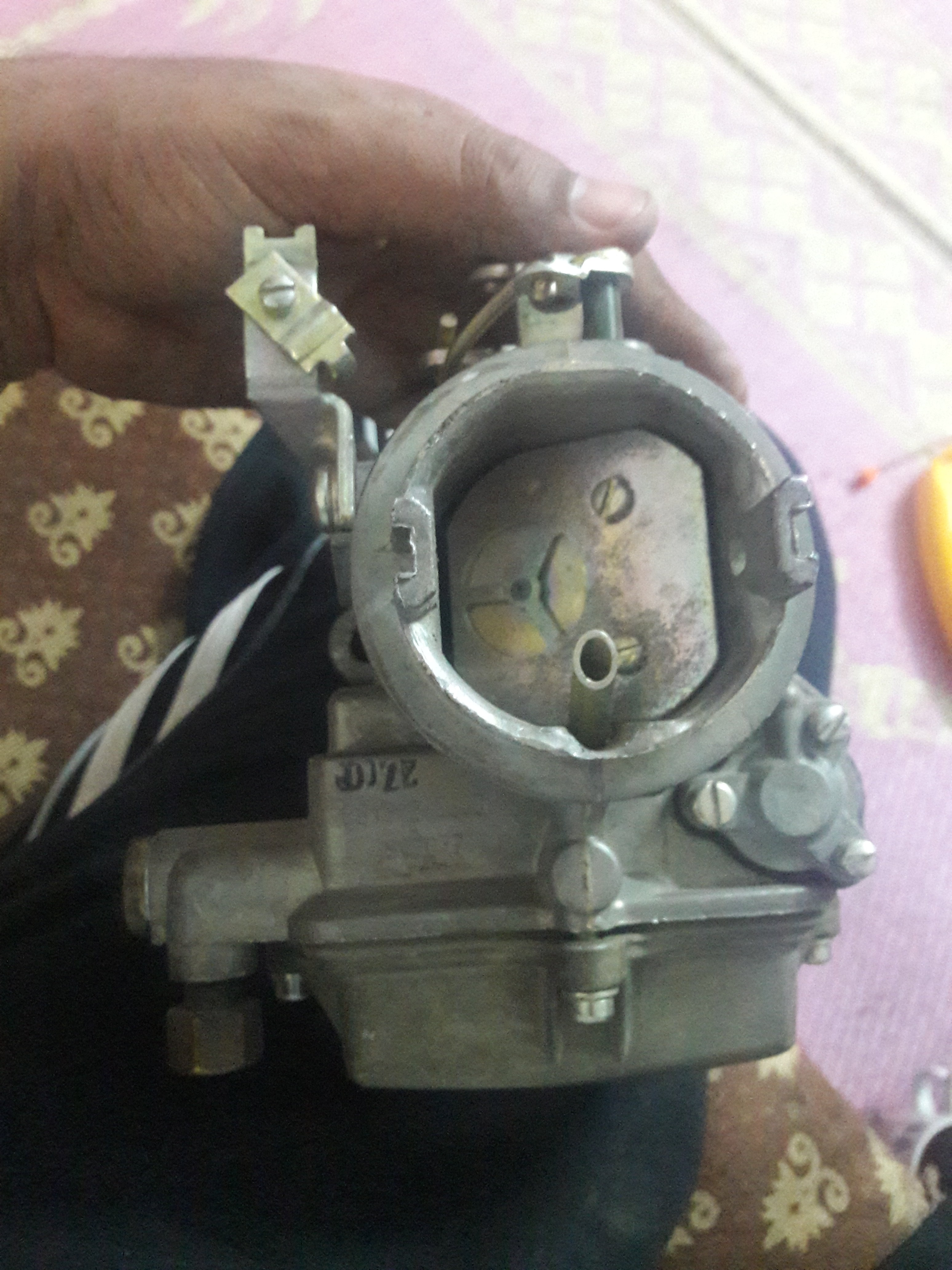 NOS Holley 1920 carburetor - HMVF Classifieds - HMVF