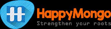 happymongo_logo