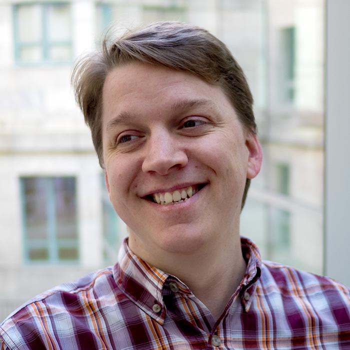Kevin Bonham, HMX Biochemistry course lead