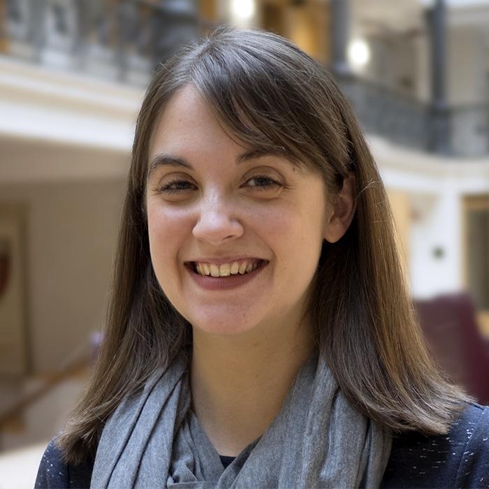 Christine DeGennaro, HMX Genetics course lead