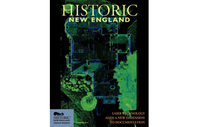Historic New England Magazine, Summer 2015 ( Vol. 16, No. 1)