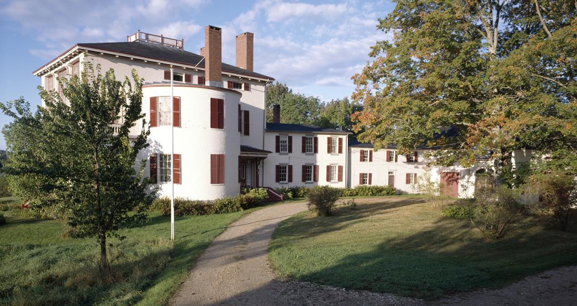 Castle Tucker exterior
