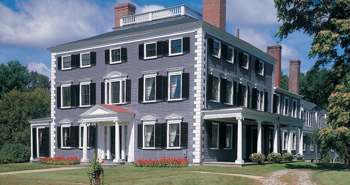 Codman Estate - exterior