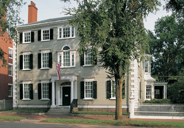 Phillips House - Exterior