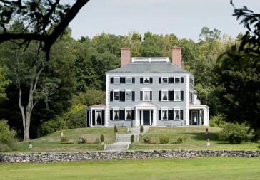 Codman House, September 2010