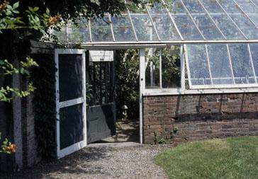 Lyman greenhouse exterior